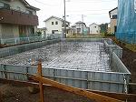 茨城県の輸入住宅 つくば市O様邸 配筋検査