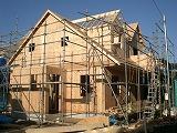 「赤毛のアンの家」水戸市で建て方開始!